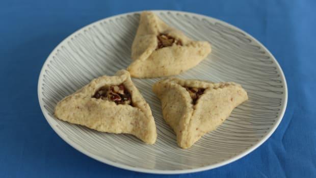 Pecan Pie Hamentashen