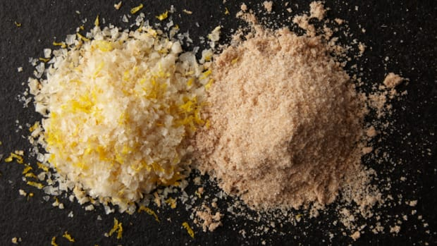 Edible Gifts, salt and sugar