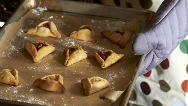 a twist on hamantashen