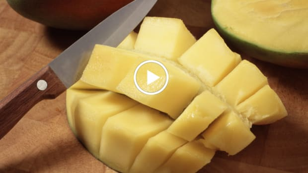 How To Cut a mango video