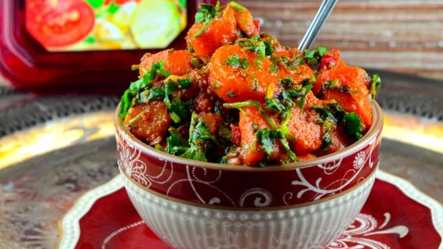 turkish carrot salad