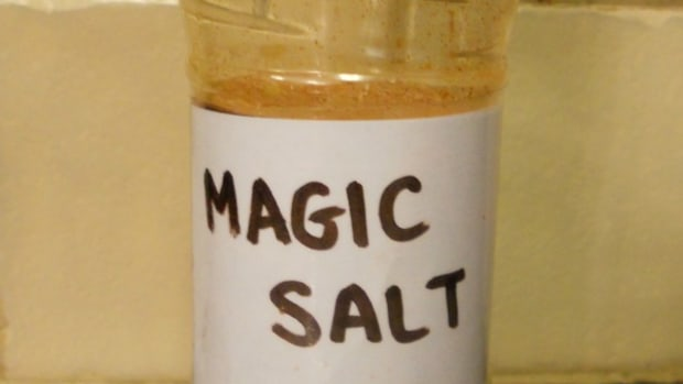 Magic Salt