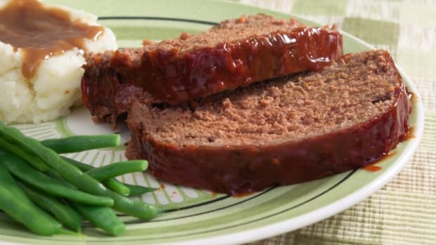 herbed meatloaf