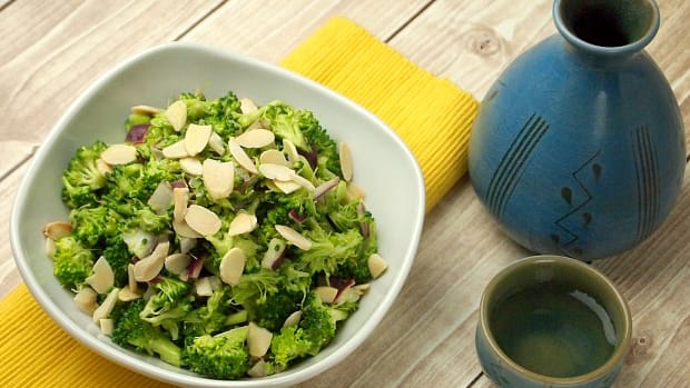 Creamy Broccoli Salad