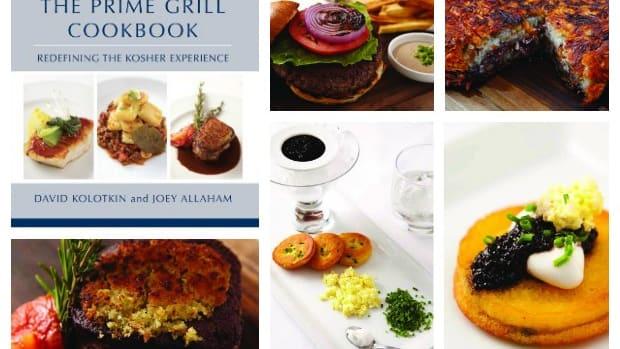 prime grill cookbook collage