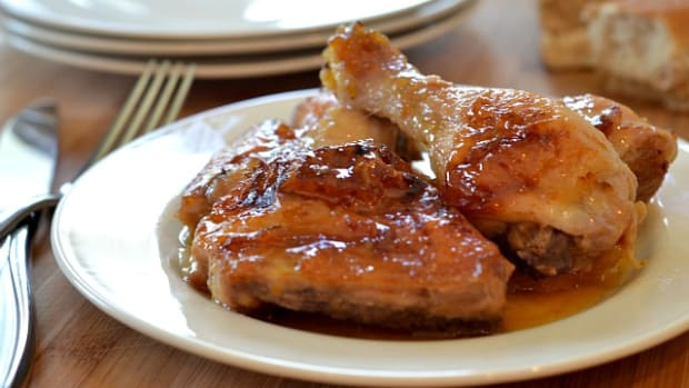 Duck Sauce Chicken joyofkosher