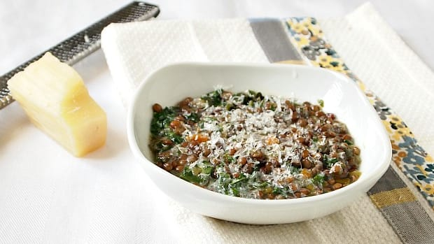 Vegetarian Recipe - Lentil Soup