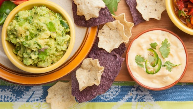 mexican party platter