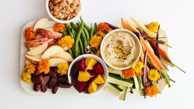 Simanim Crudite Party Platter