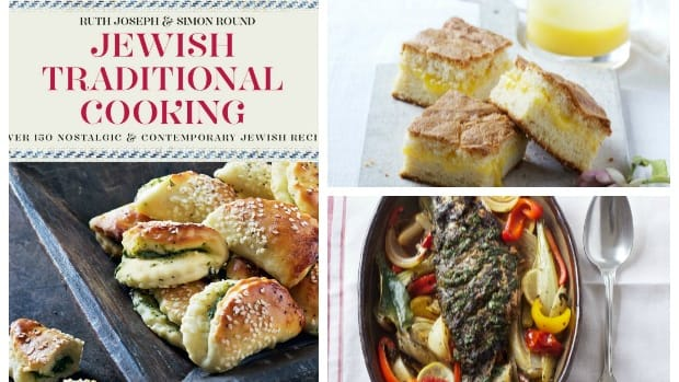 jewish traditional cooking cover