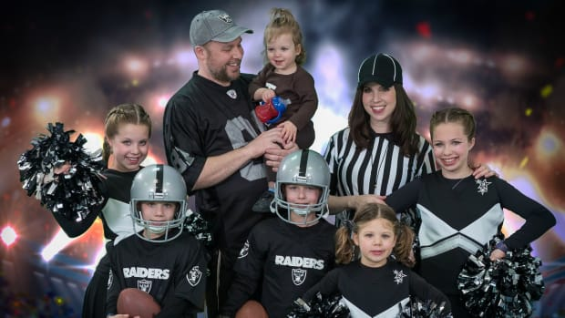 Jamie Geller Family Dressed as Raiders for Purim