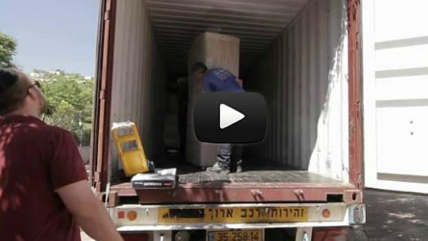 israel lift