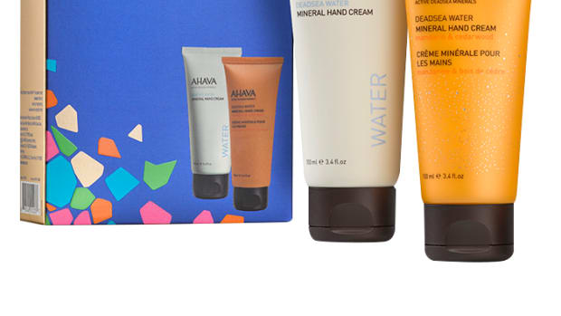 Minerals hand cream duo
