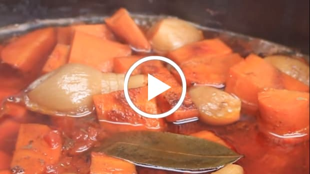 slow cooker brisket featured