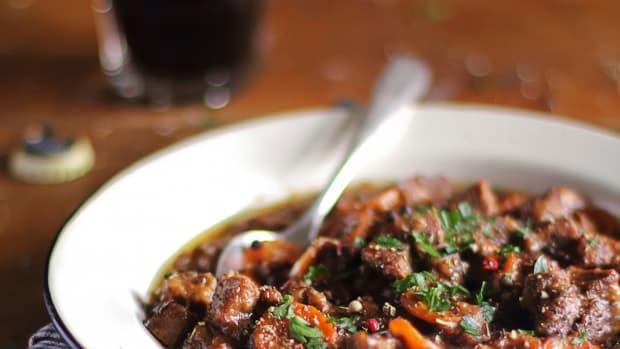 Stracotto di Manzo (Italian Pot Roast)