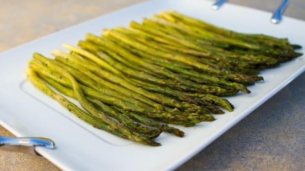 Lemon-Roasted-Asparagus