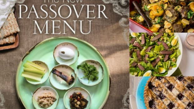 New Passover MenuFI