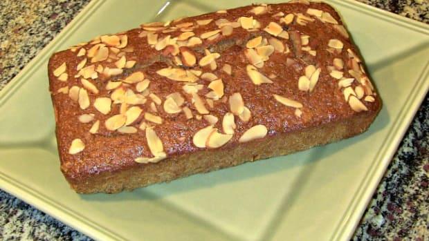 marmalade spice honey cake