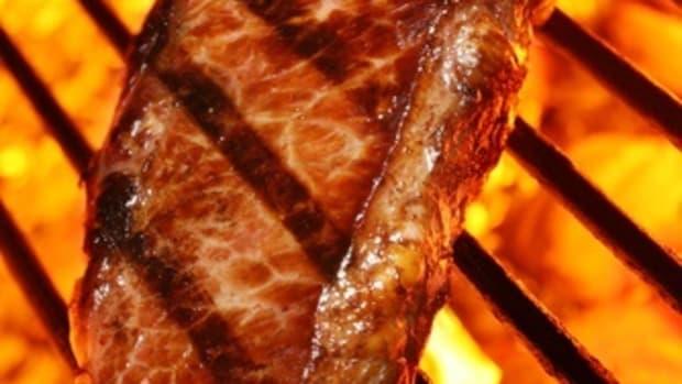 Frieda's Barbecued Brick Roast