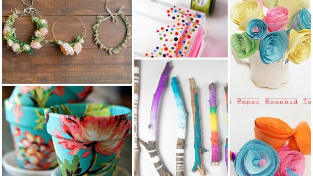shavuot crafts