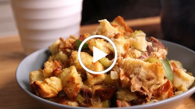 Challah Date Stuffing Video