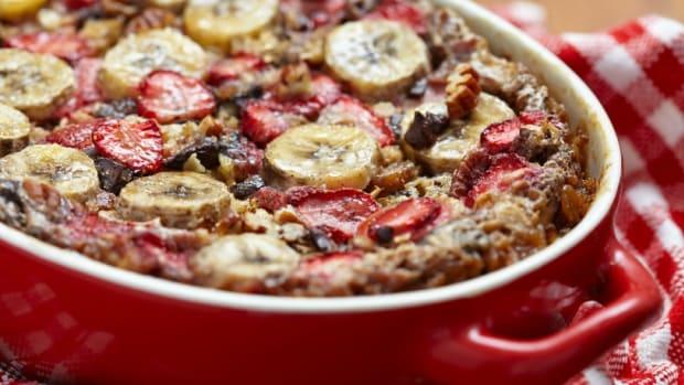 Oatmeal Crumb Cake