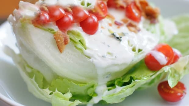 kosher wedge salad