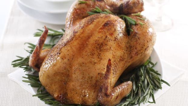 Cooking a whole turkey expert tips