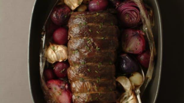 bronzed beef