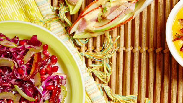 Tapas for Rosh Hashanah