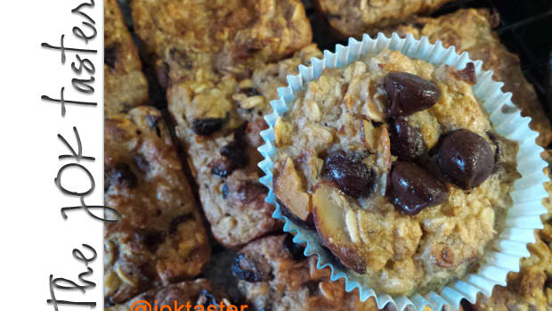 Week 19 Baked Oatmeal featured image