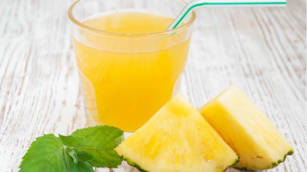 recipes using pineapple juice