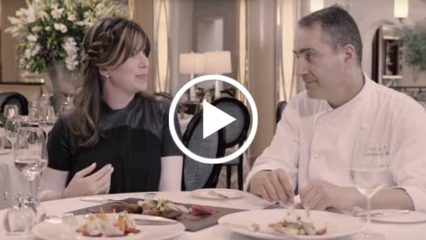 Tips And Tricks With Chef Itzik At Waldorf Astoria Jerusalem