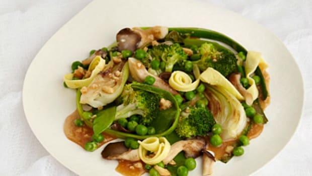 spring salad main