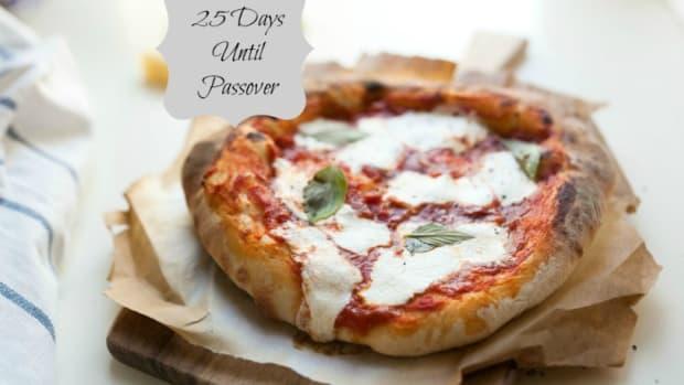 25 days until passover