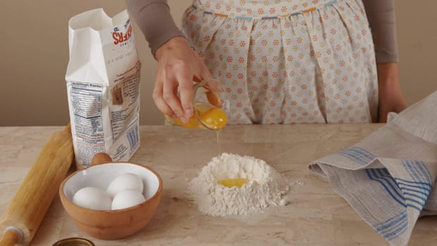homemade ravioli animated