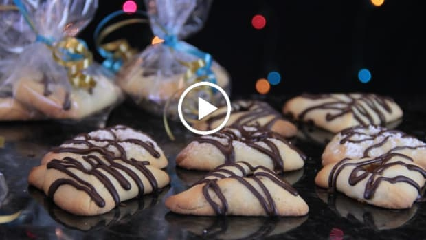 hamantashen video