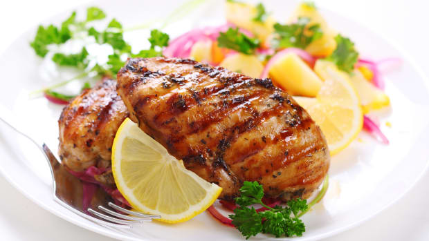 maple chicken breasts