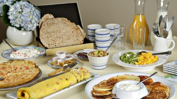 Passover Chol Hamoed Recipes