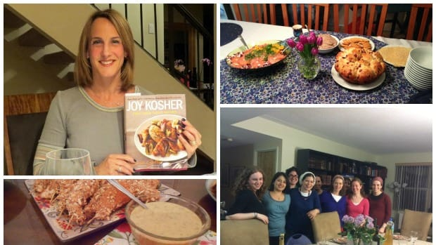 joy of kosher cookbook clubs
