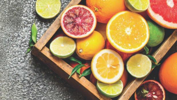 Citrus fruits