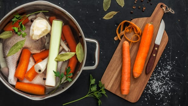 How to make your own broth