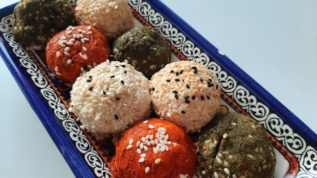 Labaneh Balls