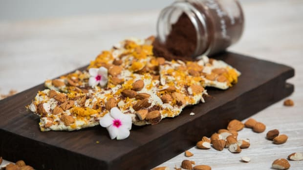 White Chocolate Sumac Bark 5
