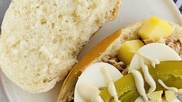 Fricasse Sandwich