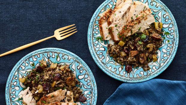 slow cooker turkey breast roast