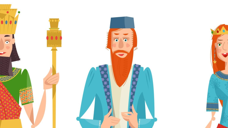 Quiz: Which Purim Character Are You?