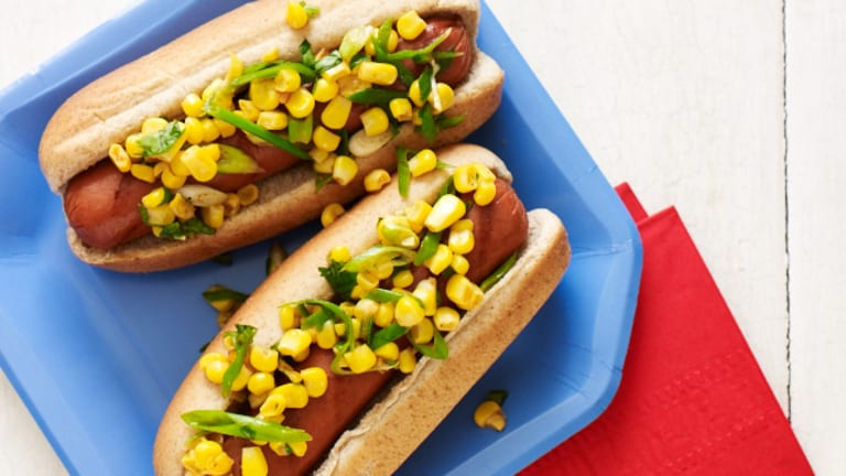 9 Haute Toppings for Hot Dogs