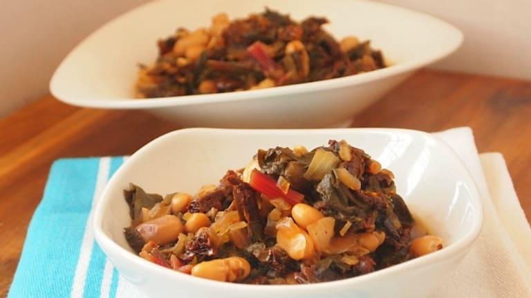 A Vegetarian Sukkot Fall Shabbat Menu