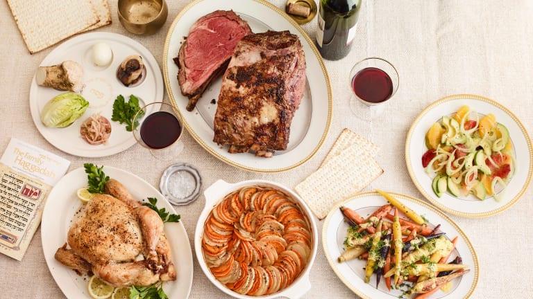 10 Sensational Seder Menus to Satisfy Everyone...We've Got You Covered :)